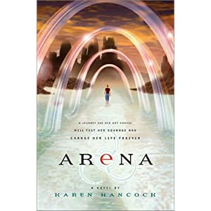 """Arena"" by Karen Hancock :Book Review"