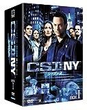 CSI:NY シーズン3 コンプリートDVD BOX-I