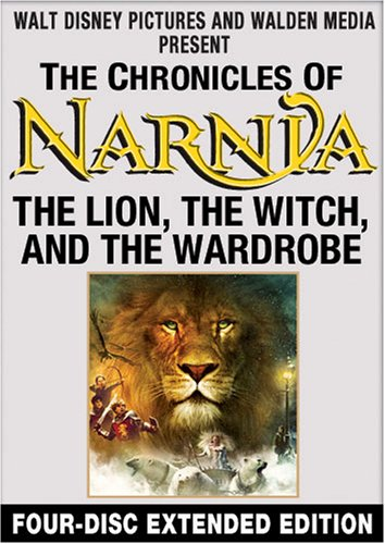 Cover art for  The Chronicles of Narnia:  The Lion, the Witch and the Wardrobe (Four-Disc Extended Edition)