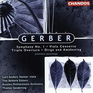 Symphony 1 / Viola Cto / Triple Overture