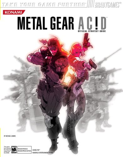 Metal Gear Acid: Official Strategy Guide (Official Strategy Guides)
