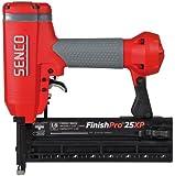 Senco FinishPro 25XP 5/8-Inch to 2-1/8-Inch 18 Gauge Brad Nailer with Case