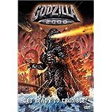 Godzilla 2000 ~ Hiroshi Abe