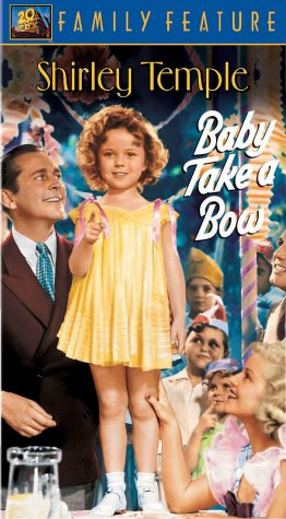 Shirley Temple Baby Take a Bow