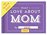 Knock Knock What I Love About Mom Fill In The Love Journal