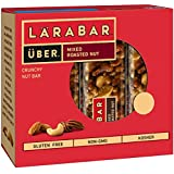 Larabar Uber Mixed Roasted Nut Crunchy Nut Bars, 5 Count Box