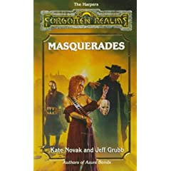 Masquerades (The Harpers, Book 10) by Kate Novak