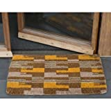 London Overground Moquette Doormat