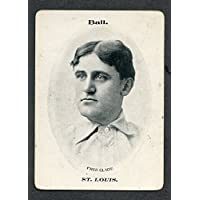 1906 WG3 Fan Craze Fred Glade Browns EX 273526 Kit Young Cards