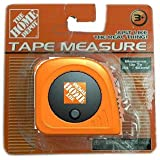 The Home Depot Tape Measure