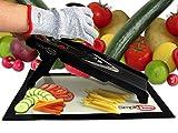 Gemüsehobel und Gemüseschneider SimpliFine Chopper. Best für schnelles und gesundes