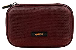 SmartFish Hard Disk Drive Case Covers (Maroon)