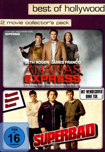 Best of Hollywood - 2 Movie Collector's Pack: Ananas Express / Superbad [2 DVDs]