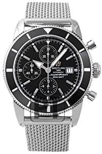 Breitling Men's A1332024/B908 Superocean Heritage Chronograph Watch by Breitling