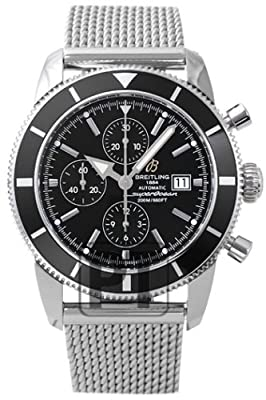 Men's A1332024/B908 Superocean Heritage Chronograph Watch by Breitling