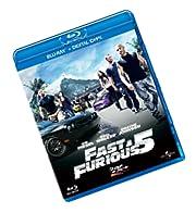 ワイルド・スピード MEGA MAX (デジタルコピー付) [Blu-ray]
