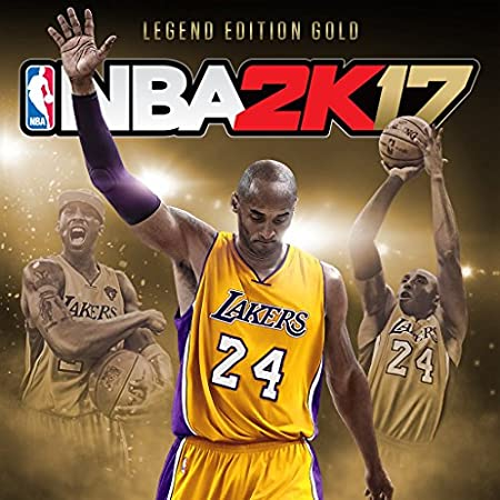 NBA 2K17 Legend Edition Gold - PS4 [Digital Code]
