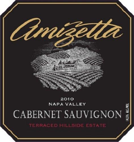 2010 Amizetta Estate Cabernet Sauvignon 750 Ml