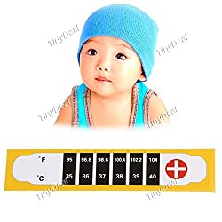 Baby Kids Forehead Strip Thermometer Fever Body Test Temperature HBP-145584