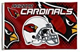 NFL Arizona Cardinals 3-Foot-by-5-Foot Banner Flag