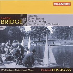 Bridge: Orchestral Works, Vol. 1