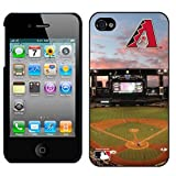 MLB Arizona Diamondbacks Iphone 4/4s Hard Cover Case at Amazon.com
