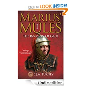 Marius' Mules I: The Invasion of Gaul