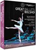 Great Ballets From the Bolshoi [Blu-ray] [Import]