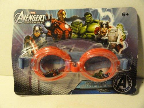 Marvel Avengers Assemble Swim Goggles - 1