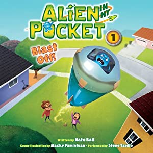 Alien in My Pocket Audiobook