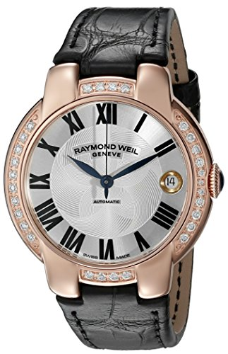 raymond-weil-jasmine-automatic-rose-gold-steel-diamond-womens-watch-date-2935-pcs-01659