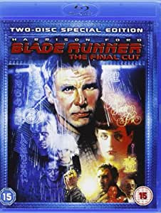 Blade Runner: The Final Cut [Blu-ray] [Import anglais]