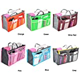 Nylon Handbag Insert Comestic Gadget Purse Organizer