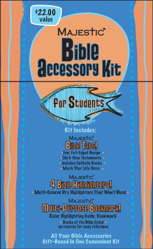 Bible Accessory Kit, Unknown