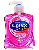 Cussons Carex Complete Anti Bacterial Hand Wash Kills 99% Of Bacteria (Strawberry Laces)