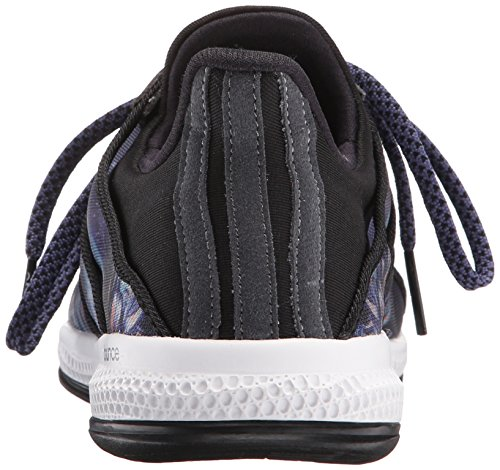 Adidas Performance Women's Gymbreaker Bounce Training Shoe,Black/Night Metallic/Super Purple,9 M US