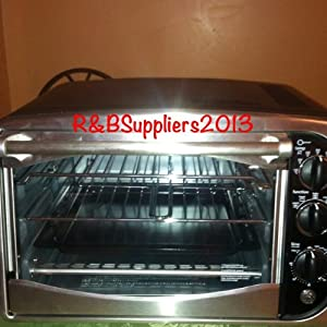 Amazon.com: General Electric Convection Toaster Oven: Kitchen & Dining