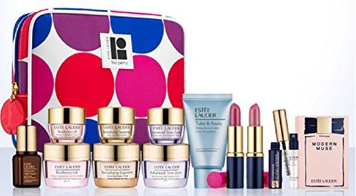 Estee-Lauder-7-Pieces-Skin-Care-and-Makeup-Gift-Set-Worth-Over-125