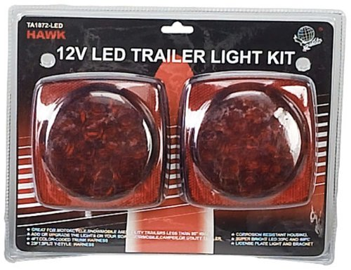Hawk Ta1872-Led Led Trailer Light