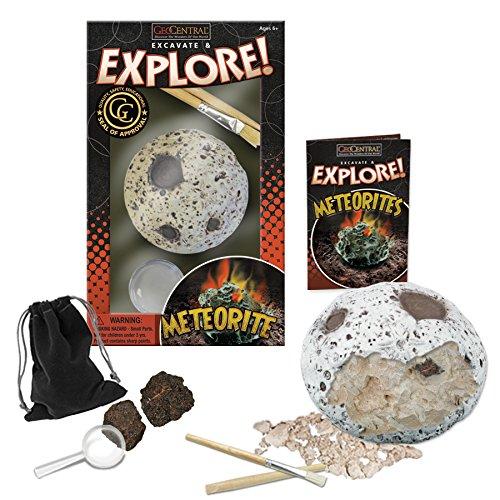 GeoCentral Meteorite Dig Kit