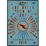 (13x19) 422nd Quidditch World Cup Poster