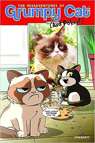 Grumpy Cat Volume 1 written by Royal McGraw