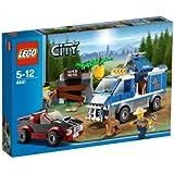 Lego City 4441 - Polizeihundetransporter