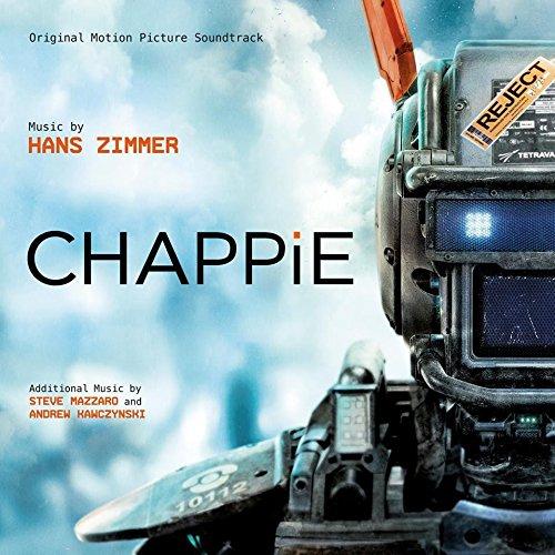 CD : HANS ZIMMER - Chappie (score) / O.s.t.