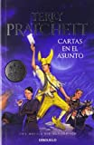 Terry Pratchett Cartas en el asunto / Going Postal: Una novela del Mundodisco / The Mob's Discworld
