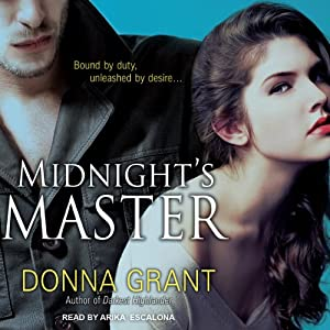 Midnight's Master: Dark Warriors, Book 1 | [Donna Grant]