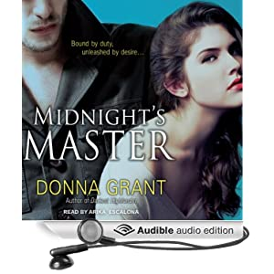 Midnight's Master: Dark Warriors, Book 1