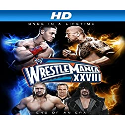 WWE WrestleMania 28 [HD]