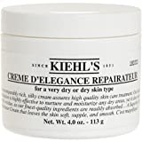 Kiehl's Creme D'Elegance Repairateur 125ml For Very dry or dry skin typw