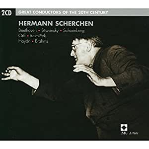 Hermann Scherchen Great Condu
